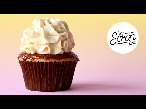 CRÉME BRÛLÉE CUPCAKES- The Scran Line
