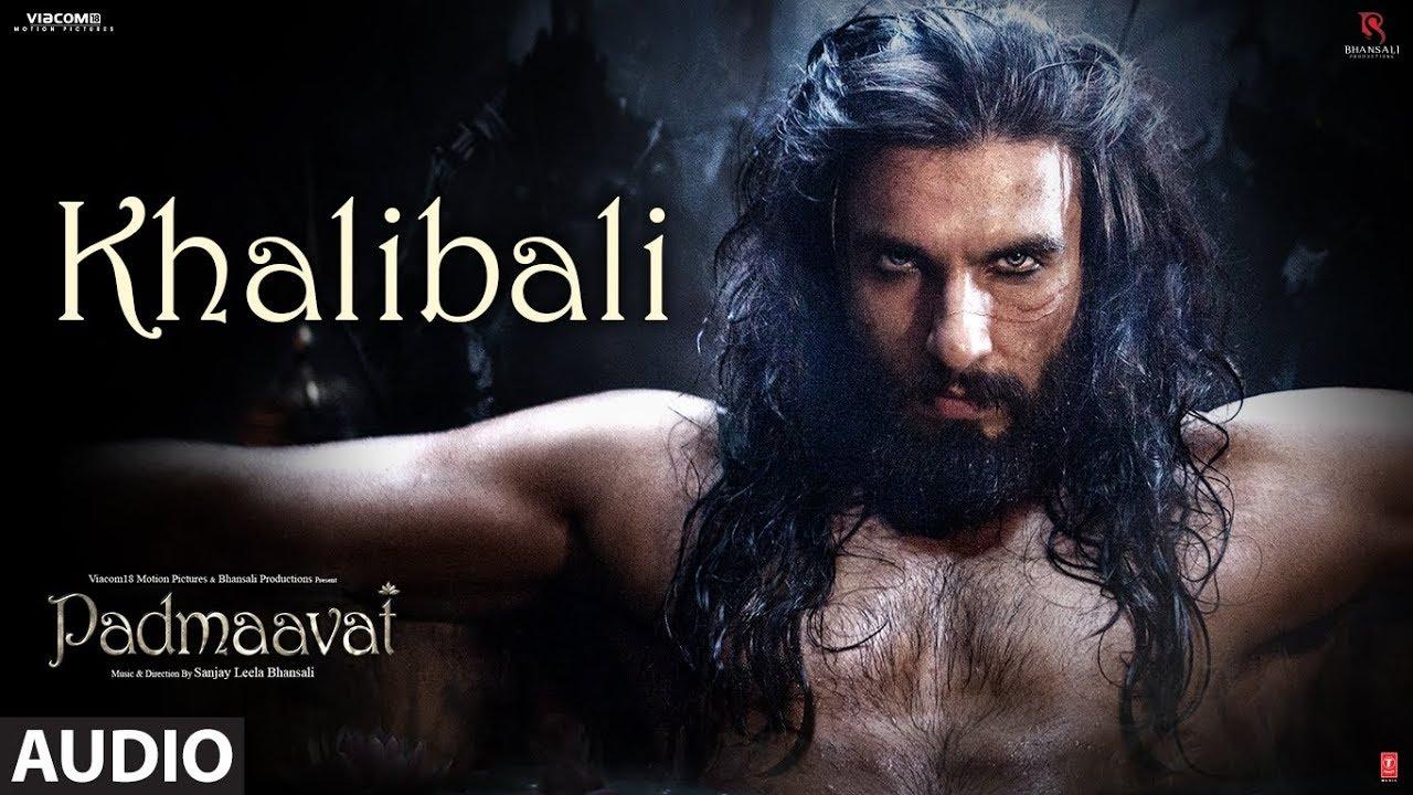 Download Padmaavat: Khalibali Full Audio Song | Deepika Padukone | Shahid Kapoor | Ranveer Singh