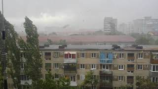 2017.09.17 - Uragan la Timisoara
