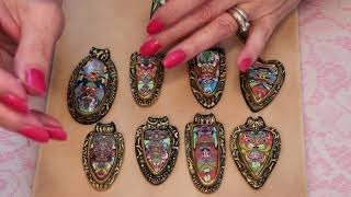 Creating Scrap Clay Beads with Polymer Clay
