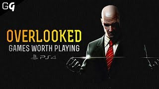 Top 25 Overlooked PS4 Games Worth Playing