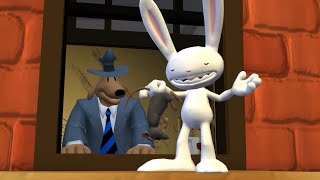 Sam & Max: Season 1 - Episode 1 - Culture Shock [Part 1] [60 FPS]