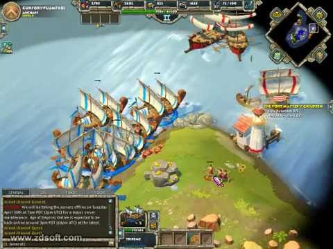 Age Of Empires Online: The port master's children #1