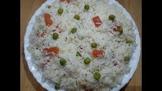 Matar Chawal Recipe l  मटर वाले चावल की रेसिपी