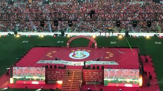 Galatasaray şampiyonluk Kutlamaları Aleyna Tilki