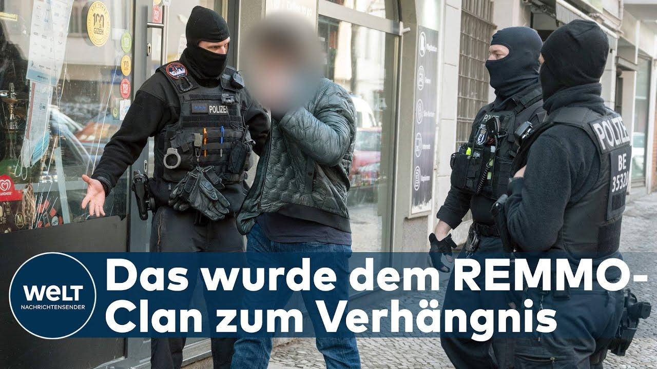 Download WELT DOKUMENT: Briefing der Ermittler - Das wird dem Remmo-Clan vorgeworfen