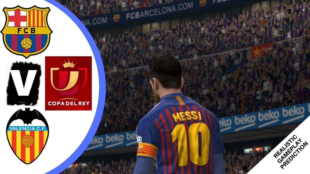 Barcelona vs Valencia LIVE: Stream, score, goals and latest updates from Copa del Rey final