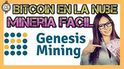 GENESIS MINING 2019 | MINAR BITCOIN EN LA NUBE FÁCIL | ESTRATEGIA