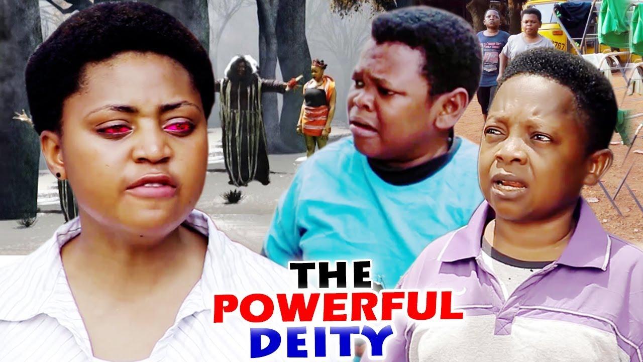 Download The Powerful Deity Season 3&4 -  Regina Daniel 2020 Latest Nigerian Nollywood movie Full HD