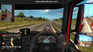 EuroTruck Simulator 2 volvo indian horn