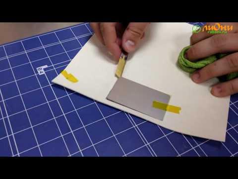 Изготовление бейджей с логотипом от лиОни
