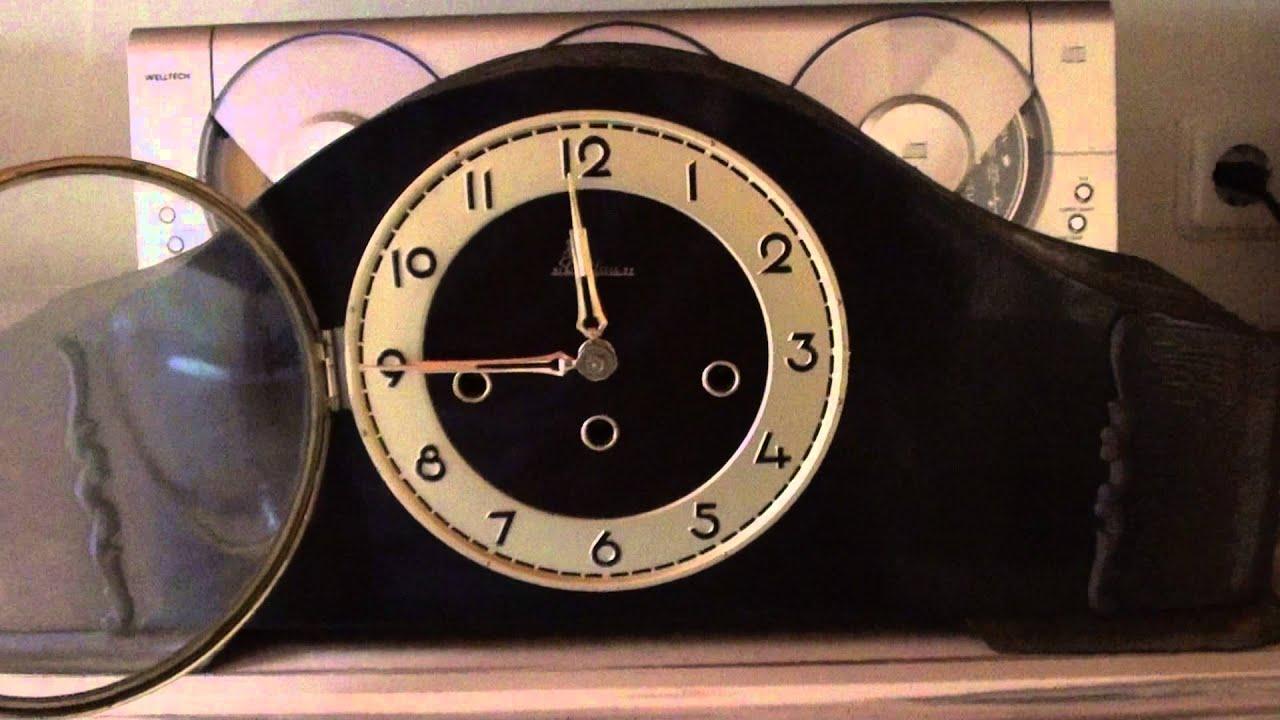 westminster-kaminuhr dilau 1930 - youtube - Design Standuhr Pendel Antike