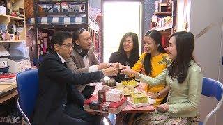 Tin Tức 24h: Ấm nồng Tết Việt với sinh viên nước ngoài