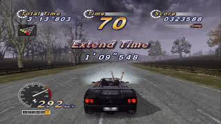 OutRun 2 SP SDX by Sega-AM2 (2006) - 4K 60fps on Teknoparrot
