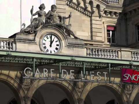 Gares Parisiennes (Montage Vidéo)