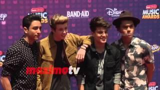 New District  at the Radio Disney  Music Awards
