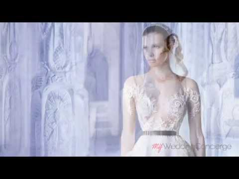 20 Out Of This World Wedding Dresses by Michael Cinco