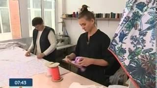 удачный бизнес на домашней одежде