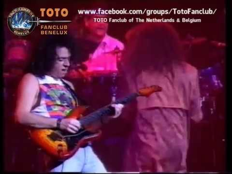 Toto - Love has the power (guitarsolo Steve Lukather)