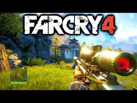 How to download and install farcry4 on pc with direct link in easy way.....