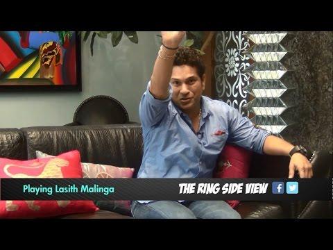 Sachin Tendulkar interview - Playing Lasith Malinga