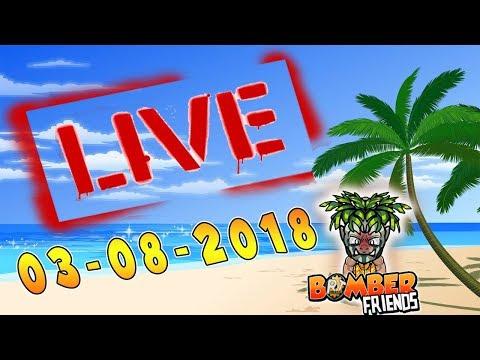 Bomber Friends LIVE 03.08.2018