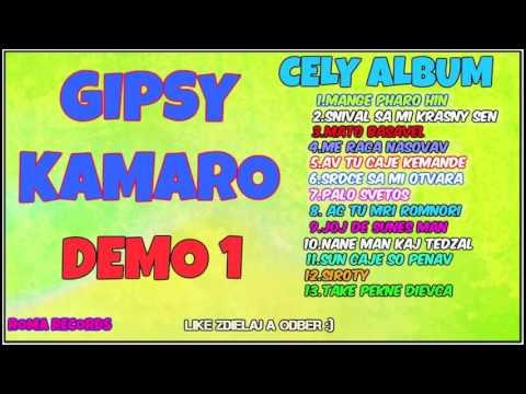 GIPSY KAMARO 1 CELY ALBUM