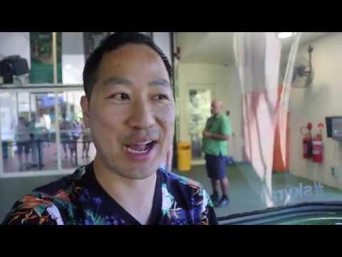 Australia Vlogs: Cairns Day 1 Kuranda Part 2 (Rainforest Trek, Holding A Koala)