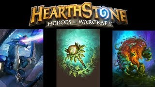 Hearthstone Combo Druid and other decks