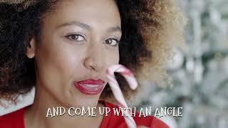 [Karaoke] SANTA RAP UNCUT | JACKSFILMS - ROYALTY FREE CHRISTMAS SONGS 4 | Dan Bull