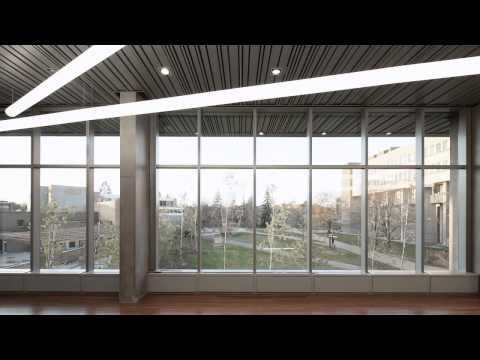 Mike & Ophelia Lazaridis Quantum-Nano Centre, University of Waterloo, Ontario