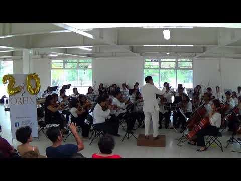 Concierto #ORFIXJuvenil Parte 1 von YouTube · Dauer:  26 Minuten 20 Sekunden