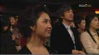 se7en - Lalala + girl friend (Korean Movie Award)