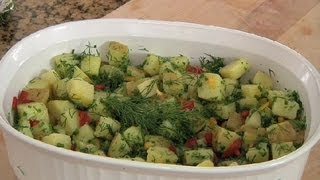 Dilly Potato Salad : Fresh Flavors