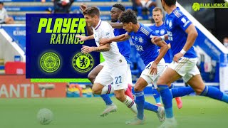 Leicester City 0-1 Chelsea Player Ratings || Pulisic Leads The Charge For Chelsea!