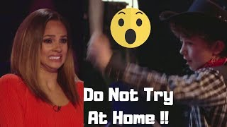 Top 3 *DON'T TRY at HOME* Auditions!