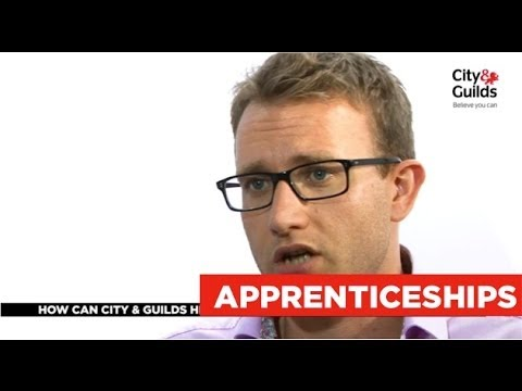 Apprenticeships from City & Guilds - an overview
