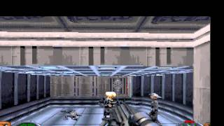Star Wars: Dark Forces - Mission 6 (Orinackra Detention Facility/Rescue Crix Madine) Commentary