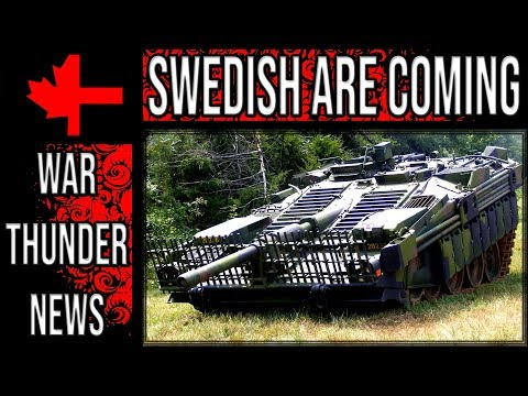 The Swedish Are Coming! - War Thunder