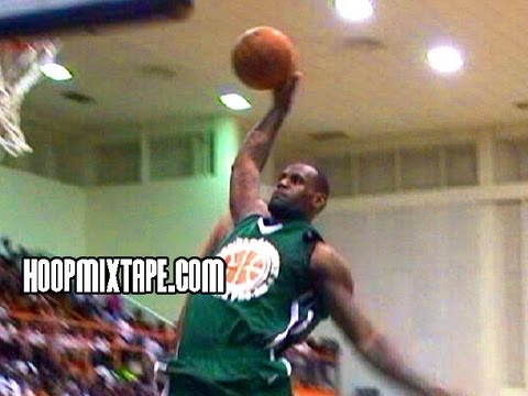 LeBron James Puts On A SHOW At The BEST Game Of The Summer! Carmelo Anthony, Kevin Durant, And More!