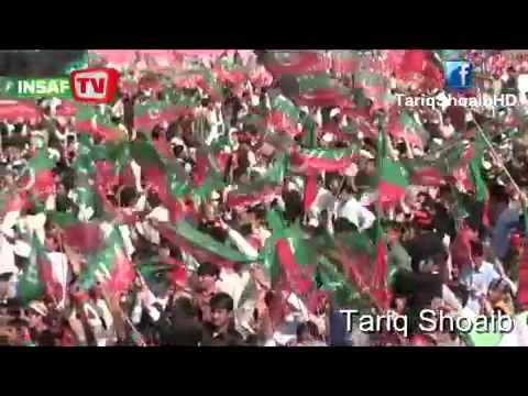 Khan De Naray Dj Butt New Song 4 PTI by hassan akcent