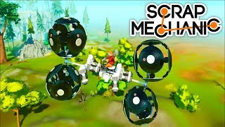 SCRAP MECHANIC LO MEJOR DE LA WORKSHOP 2018 + INFO