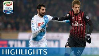 Milan - Napoli 1-2 - Highlights - Giornata 21 - Serie A TIM 2016/17