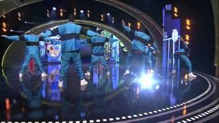 SA's Got Talent Semi Final 2015: Street Stylers