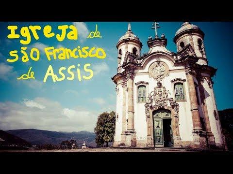 🔶Arquiteturas: Igreja de São Francisco de Assis em Ouro Preto 🔵Nova Obra do PAS 2