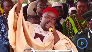 Ex-Nasa man hits out at Raila Odinga