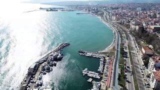 1500 FEET YÜKSEKLİKTEN TEKİRDAĞ MANZARASI ! (Mükemmel Drone Görüntüleri !)