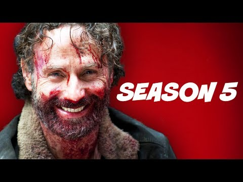 The Walking Dead Season 5 Cast and Predictions