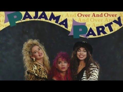 Over And Over (Powermix) - Pajama Party