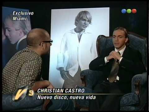 Christian Castro: mujeres y fantasías - Versus
